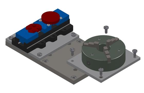 ball lock mounting system